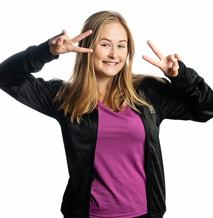Amanda  Halvorsen Lundström
